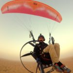 Dirk Coetzee pilot for XC Paragliding in South Africa