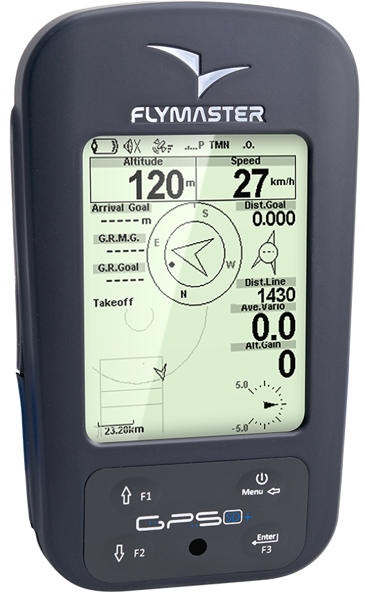 Flymaster GPS SD+ in South Africa by XC Paragliding