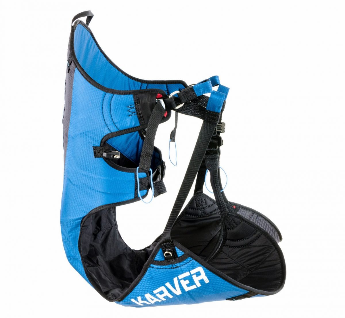 Kortel Design Karver II paragliding harness in South Africa by XC Paragliding