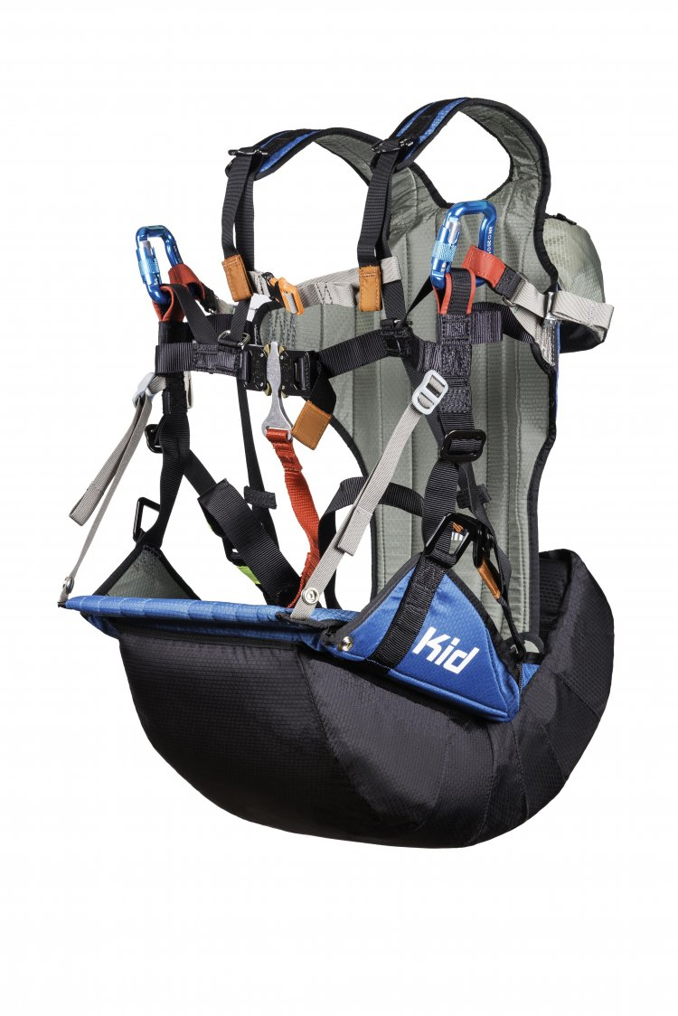 Kortel Kid paraglding harness in South Afrika by XC Paragliding