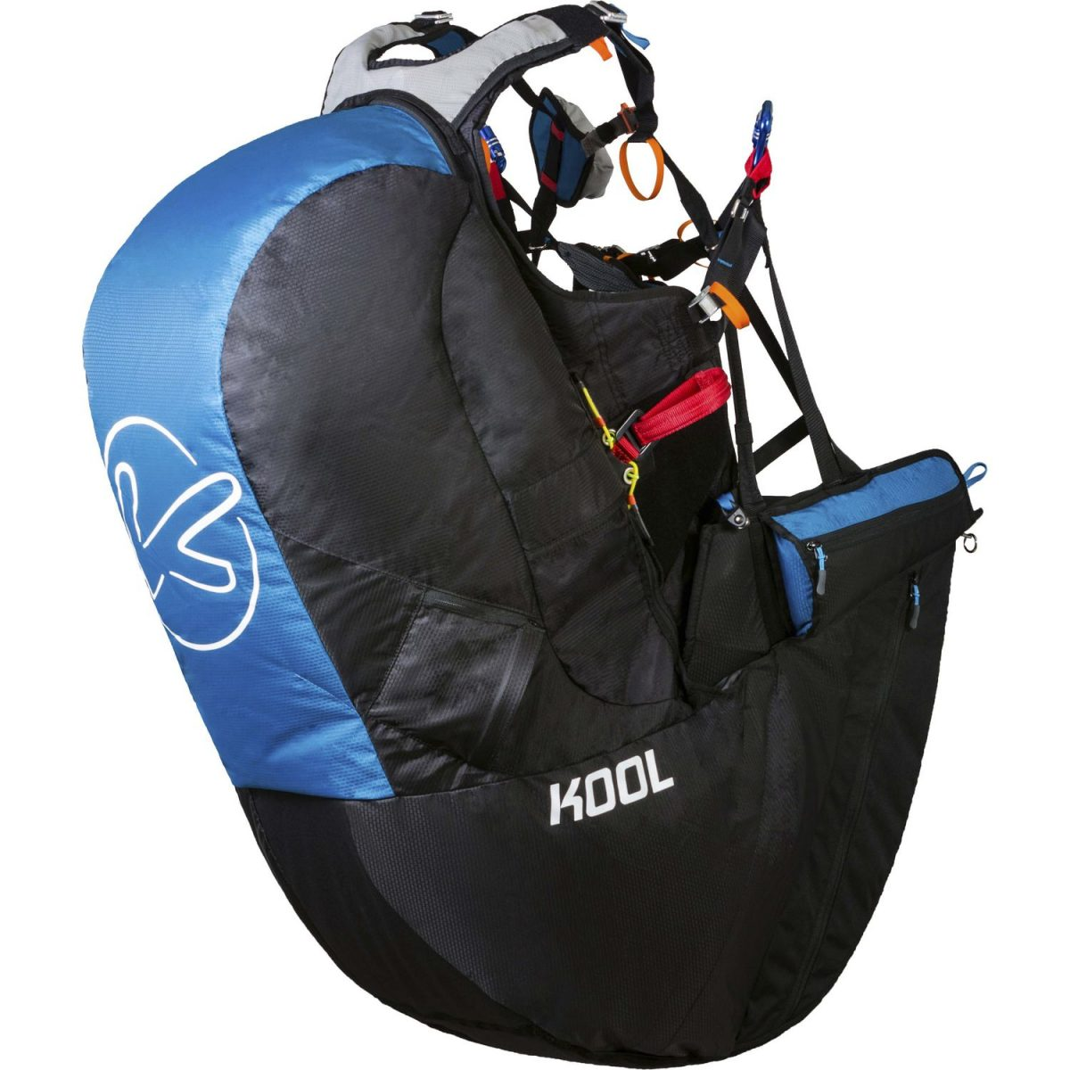 Kortel Kool paraglding harness in South Afrika by XC Paragliding