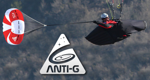 Ozone Anti G by XC Paragliding in South Africa