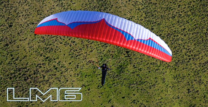 Ozone LM6 by XC Paragliding in South Africa