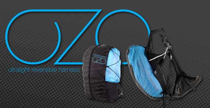 Ozone OZO harness by XC Paragliding in South Africa