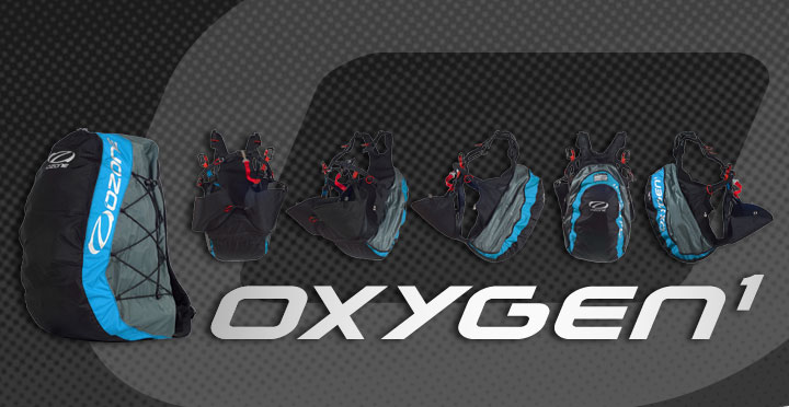 Ozone Oxygen 1 harness by XC Paragliding in South Africa