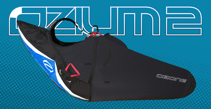 Ozone Ozium 2 harness by XC Paragliding in South Africa