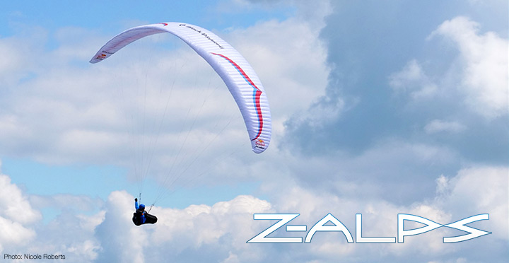 Ozone Z-Alps by XC Paragliding in South Africa