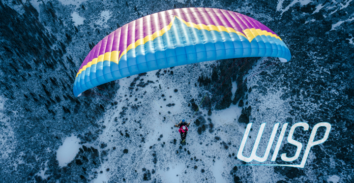Ozone Wisp tandem paraglider by XC Paragliding in South Africa