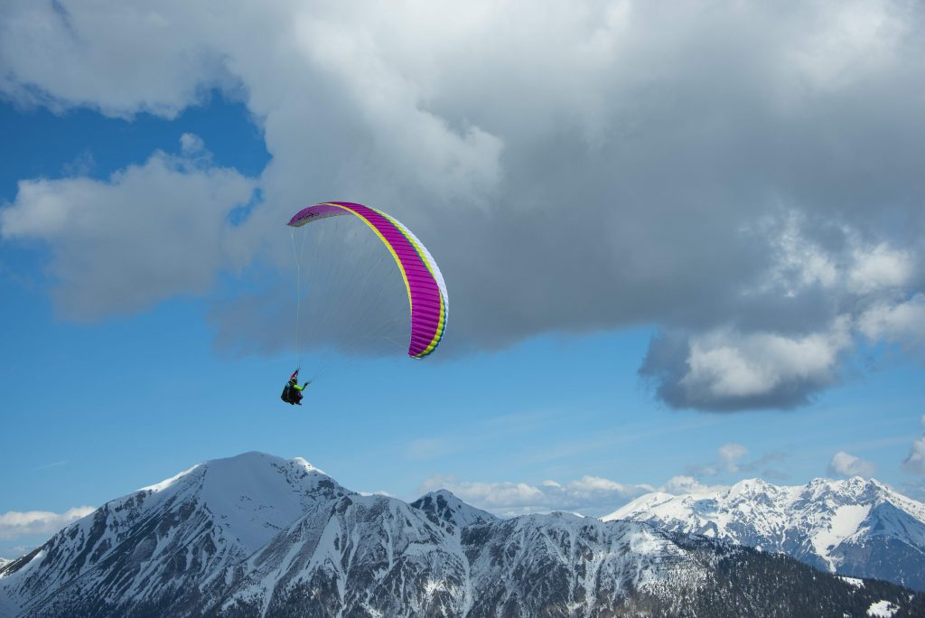 Airdesign Vivo by XC Paragliding in South Africa