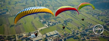 Airdesign Eazy 2 by XC Paragliding in South Africa