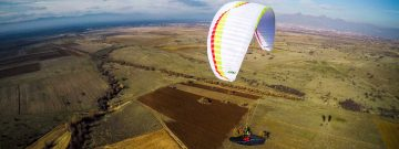 Airdesign Hero by XC Paragliding in South Africa