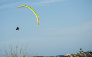 Airdesign Vita 2 paramotor wing by XC Paragliding in South Africa