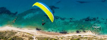 Airdesign Rise 3 paraglider by XC Paragliding in South Africa