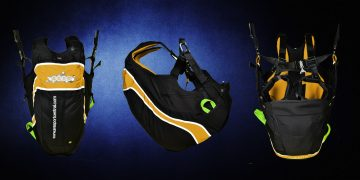 Avasport Acro paragliding harness by XC Paragliding in South Africa