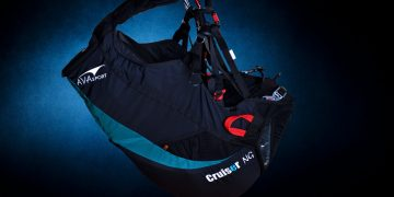 Avasport Cruiser NG paragliding harness by XC Paragliding in South Africa