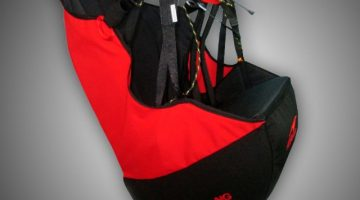 Avasport Passenger tandem paragliding harness by XC Paragliding in South Africa