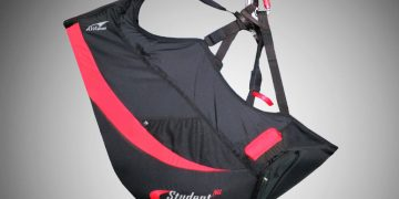 Avasport Student NG paragliding harness by XC Paragliding in South Africa