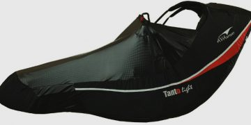 Avasport Tanto light paragliding harness by XC Paragliding in South Africa