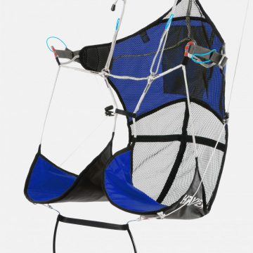 Kortel Design Kruyer II paragliding harness in South Africa by XC Paragliding