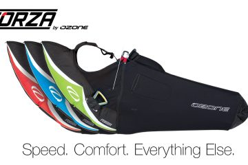 Ozone Forza harness 2 by XC Paragliding in South Africa