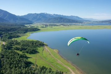 Ozone Speedster 2 paramotor wing by XC Paragliding in South Africa