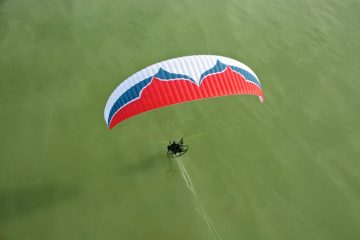 Ozone Spyder paramotor wing by XC Paragliding in South Africa