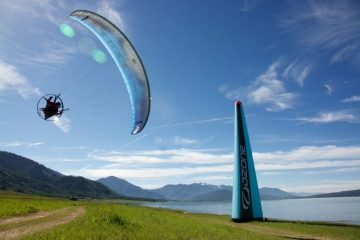 Ozone Viper 4 paramotor wing by XC Paragliding in South Africa