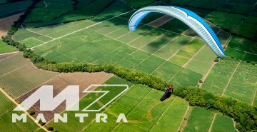 Ozone Mantra M7 paraglider by XC Paragliding in South Africa