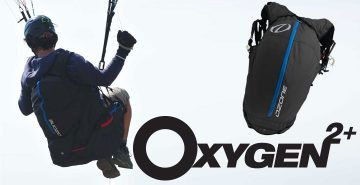 Ozone Oxygen 2+ paragliding harness by XC Paragliding in South Africa