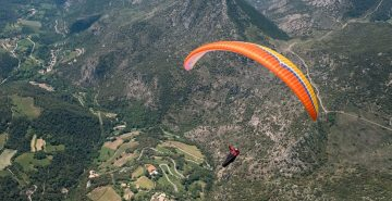 Ozone Rush 6 paraglider by XC Paragliding in South Africa