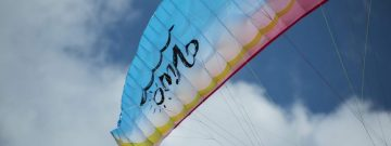 New Airdesign Vivo by XC Paragliding in South Africa
