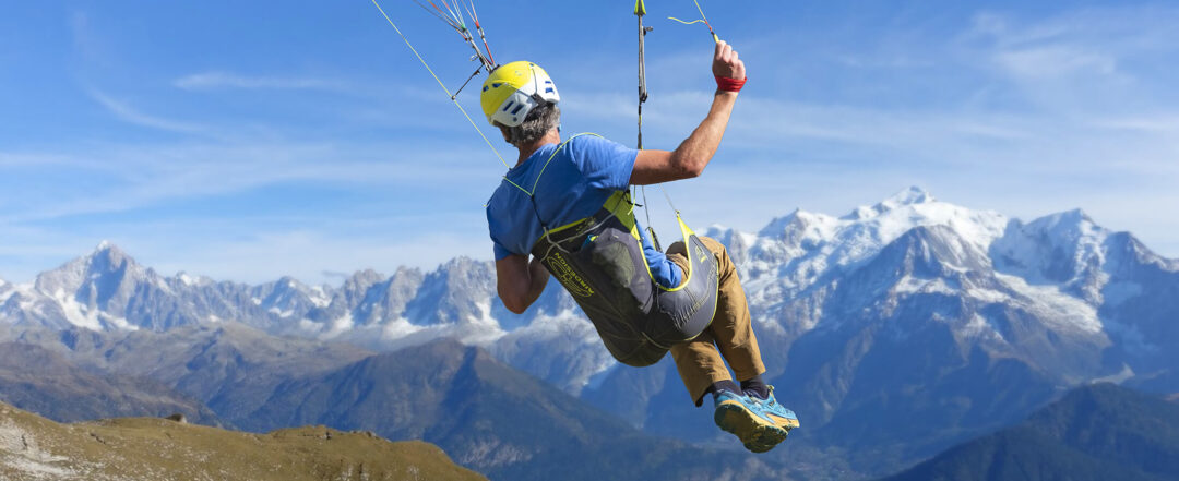 Airdesign Le Slip harness by XC Paragliding in South Africa
