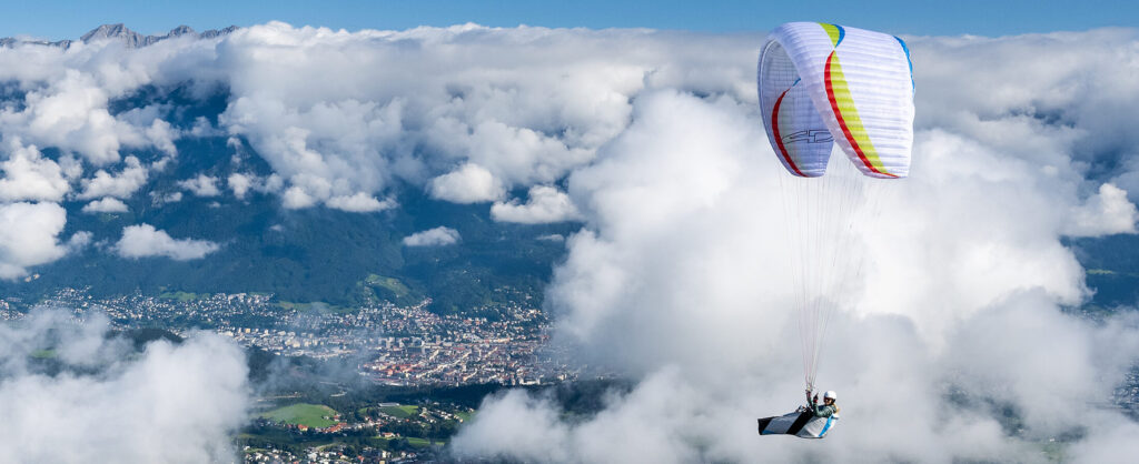 Airdesign Soar by XC Paragliding in South Africa