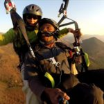 Fanie Badenhorst pilot for XC Paragliding in South Africa