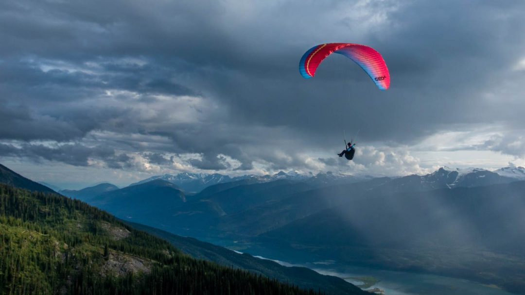 Ozone Geo 6 paraglider by XC Paragliding in South Africa