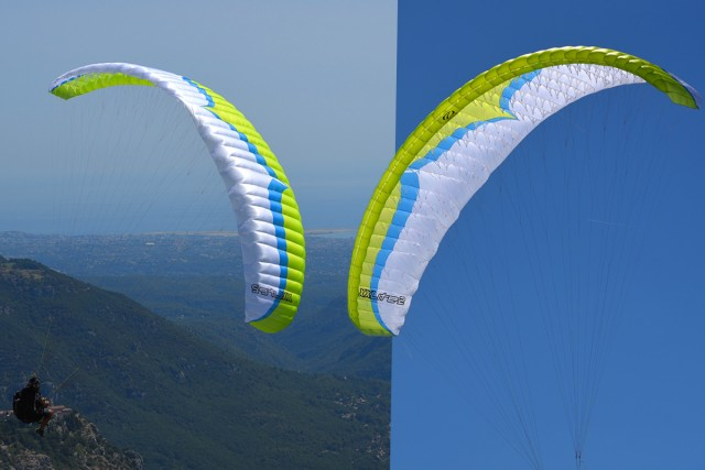 Ozone XXLite 2 single surface paraglider by XC Paragliding in South Africa