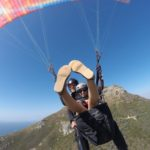 Rouberre Botha pilot for XC Paragliding in South Africa