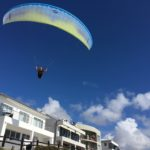 Zenti Bishop pilot for XC Paragliding in South Africa